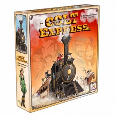 Fiche Colt Express