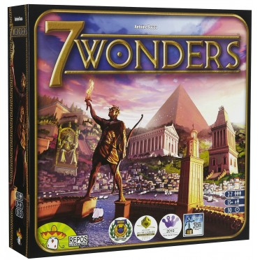 Fiche 7 Wonders