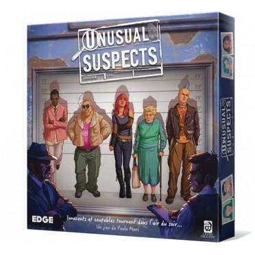 Fiche Unusual Suspects