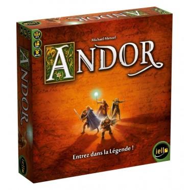 Fiche Andor