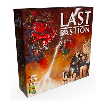 Fiche Last Bastion