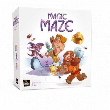 Fiche Magic Maze