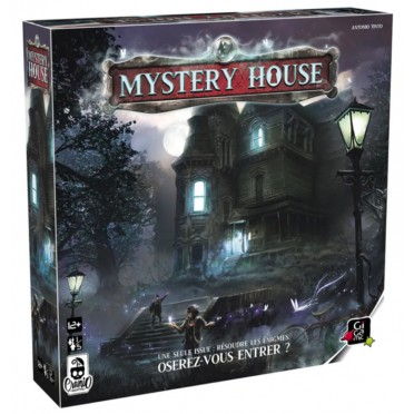 Fiche Mystery House