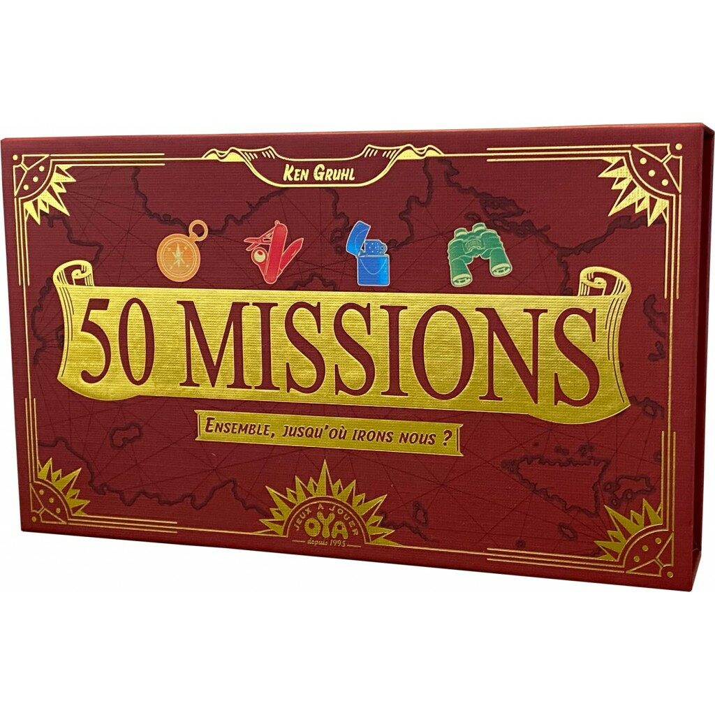 Fiche 50 missions