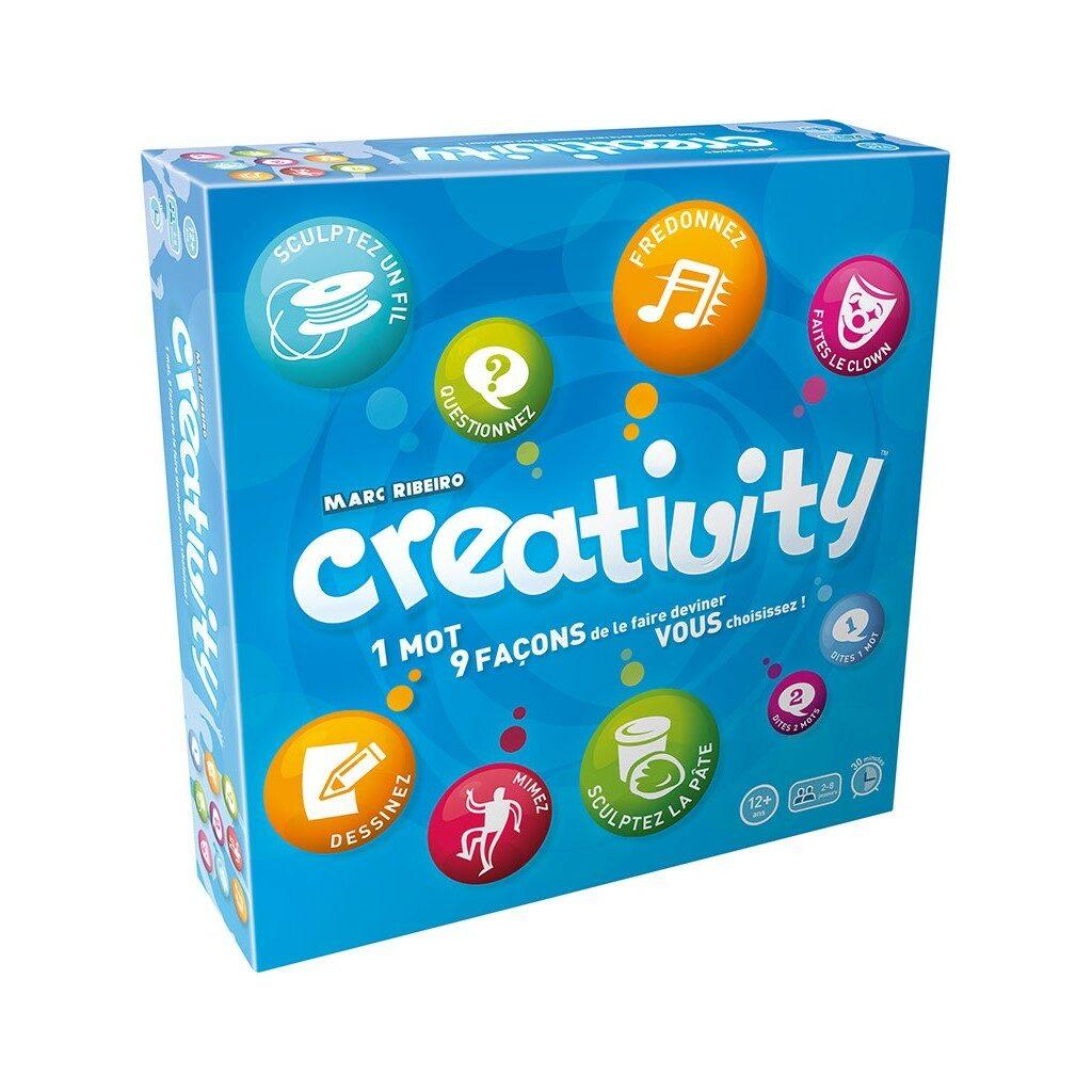 Fiche Creativity
