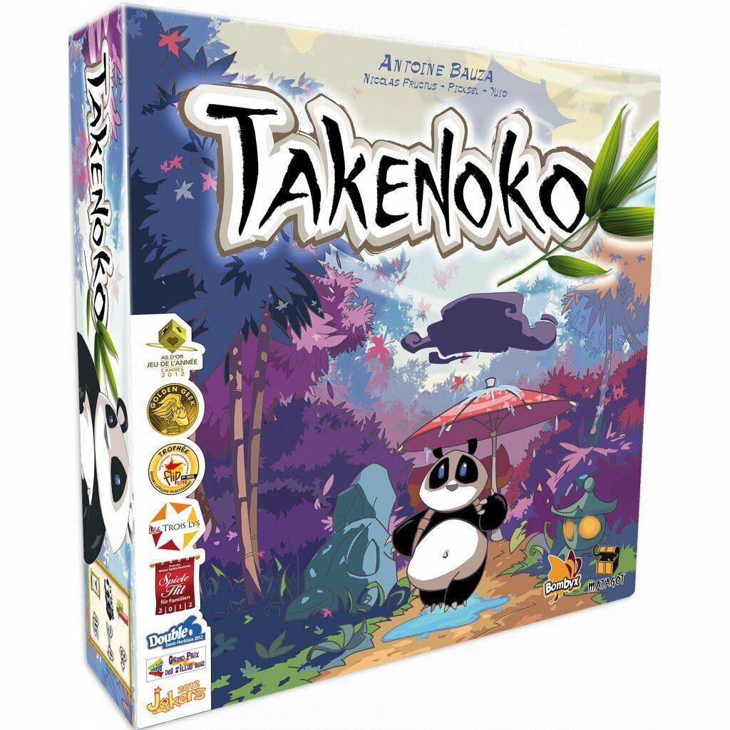 Fiche Takenoko