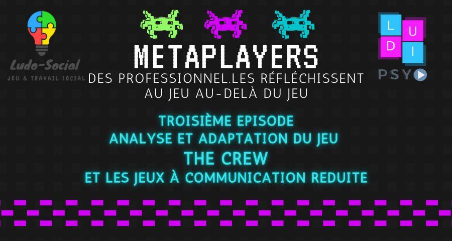 Vidéo – Metaplayers – The Crew