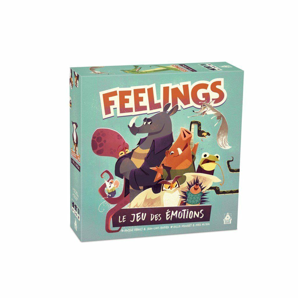 Fiche Feelings