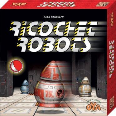 Fiche Ricochet Robots