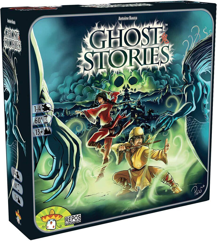 Fiche Ghost Stories