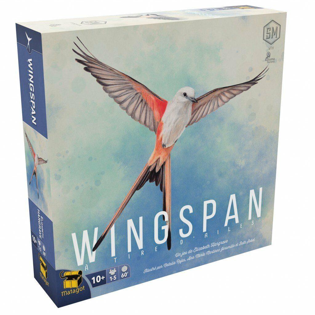Fiche Wingspan